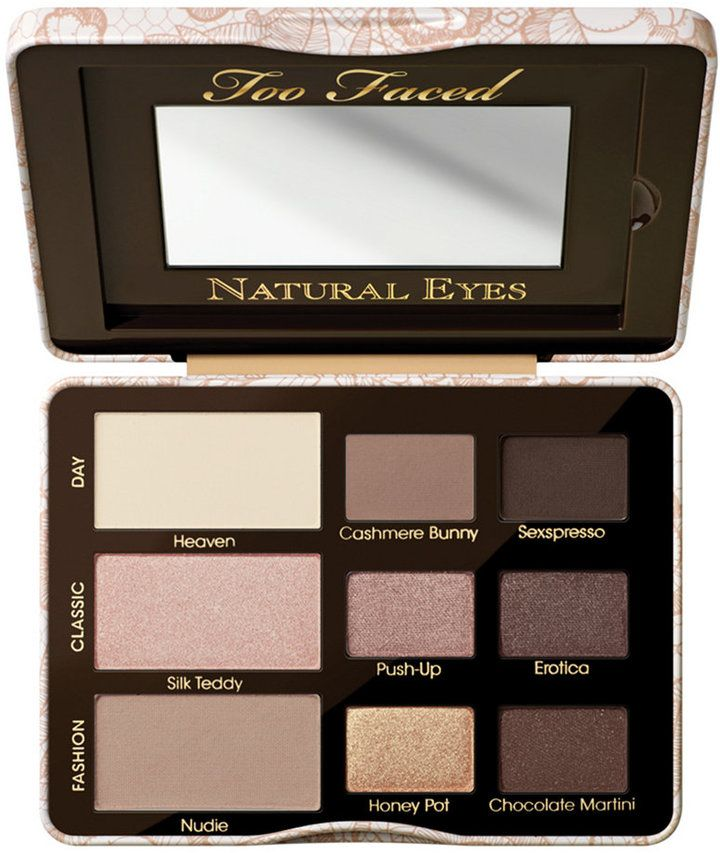 Bridal Palette from Too Faced  //Follow us on Instagram, Facebook and Twitter: @thebohemianwedding   // #weddingideas #weddingmakeup #giftideas