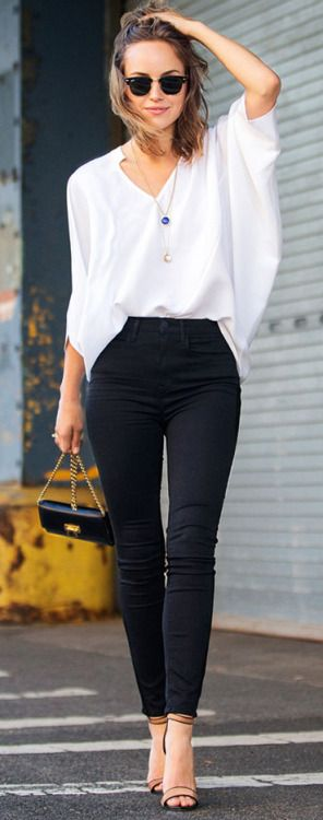 Chic Black + White
