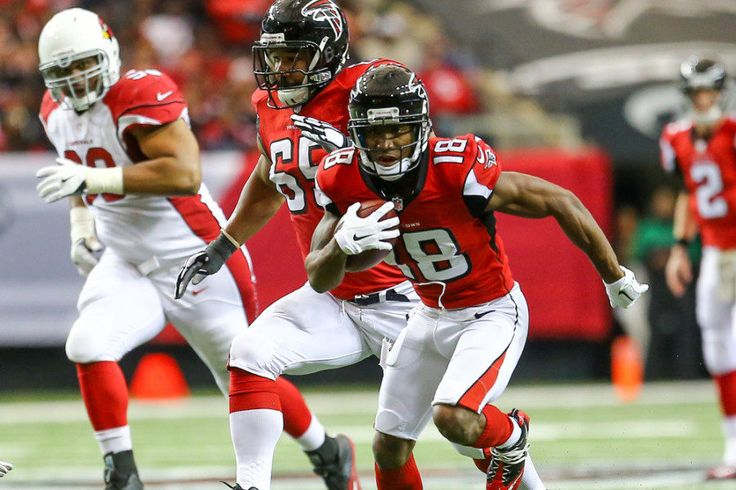 Falcons' Gabriel shows he's yet another weapon for Ryan in win = Matt Ryan has another weapon, and that's very bad news for the rest of the NFC. Taylor Gabriel caught two touchdown passes as the Atlanta Falcons posted a 38-19 victory over the Arizona Cardinals on Sunday at the Georgia Dome. The Falcons.....