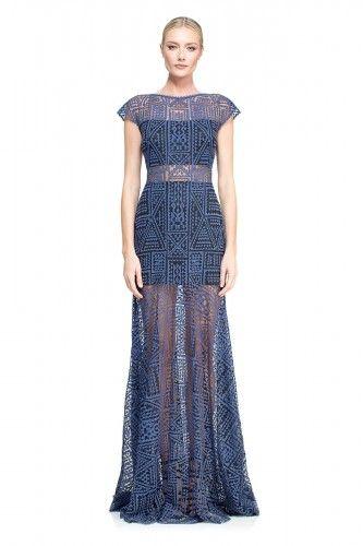 AUS16447LY Sukienka wieczorowa