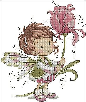 (9) Gallery.ru / Tulip fairy - Дарю всем. Продолжение. - tani211