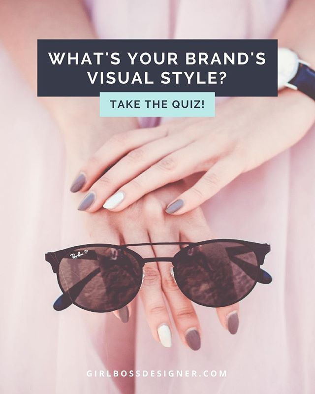 Take The Quiz Your Brand S Visual Style With Images What Is Fashion Designing Web Design Company Web Design Quotes