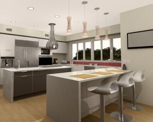 Smartdraw Kitchen Design Software Futuristic Silver Kitchen Design Software Work Download Photo Of Kitchen Design
