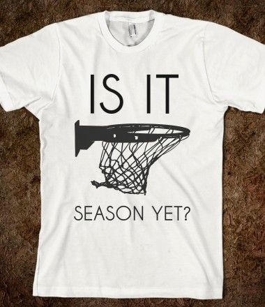 I ask myself this every time I step on that court,