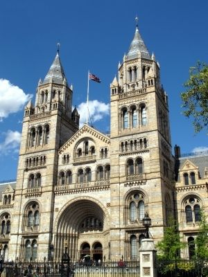 Natural History Museum London, it's free to enter this amazing museum, you would need a year to see all it's wonderful exhibits, my fav is the Gem Room natch!!