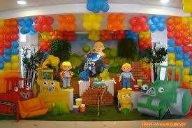 bob el constructor fiesta de cumpleaños - Buscar con Google