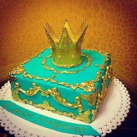 Праздничный торт Принц