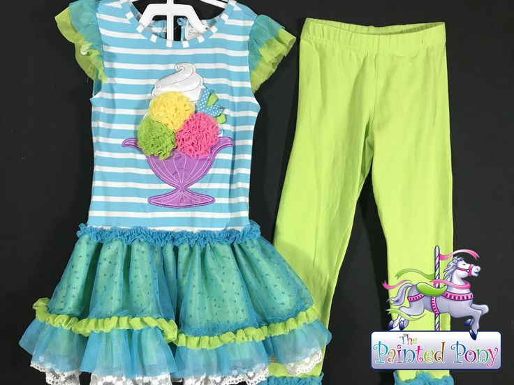 Girls 2 - piece set by Emily Rose, size 4, $12.99