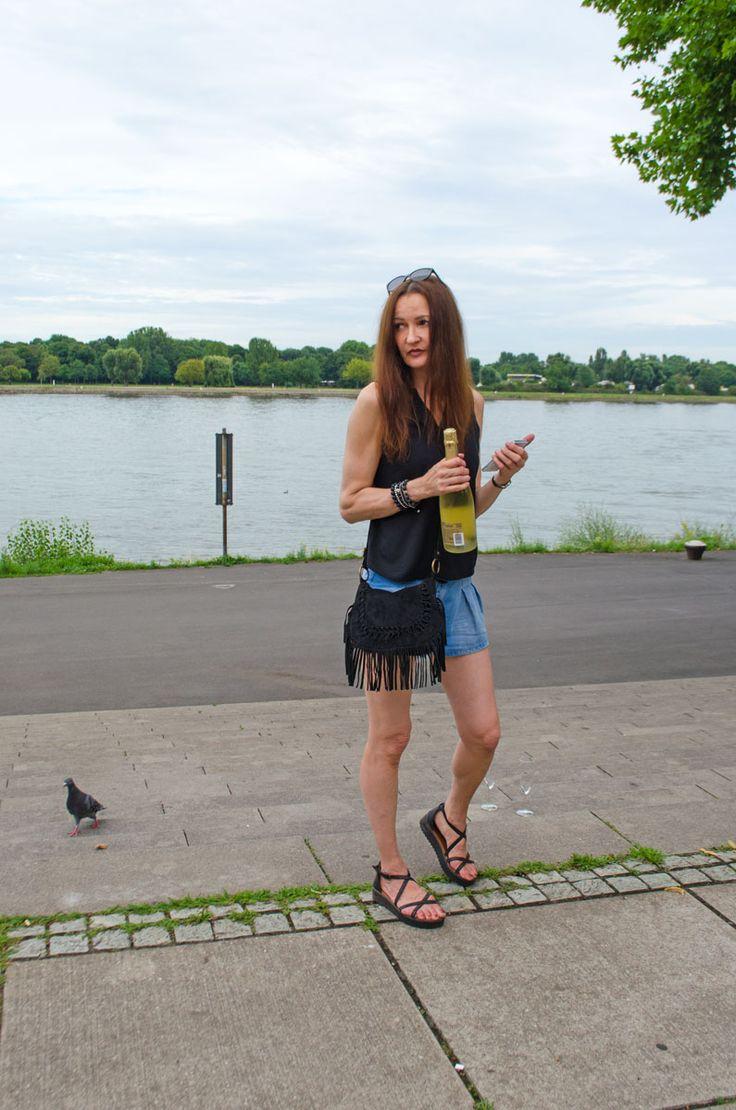 Sommerflirt mit Freixenet Cava Sekt Flirt-Tipps für den Sommer / Summer flirt tips for single ladies #anzeige