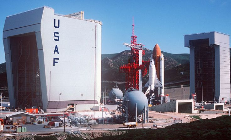 Everybody identifies Kennedy Space Center and Johnson Space Center as the epicenters of America's now defunct Space Shuttle Program. What most people don't know is that the Shuttle almost had a second home at Vandenberg Air Force Base on the south central coast of California.