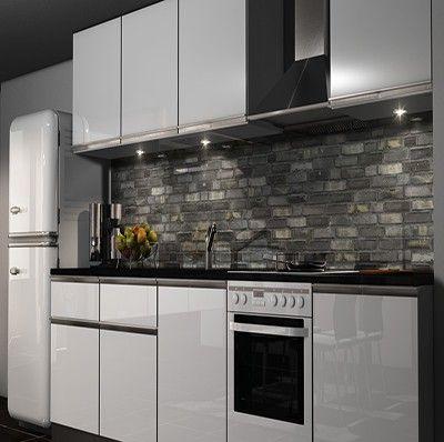 Küchenrückwand Klebefolie Möbel & Wohnen Kuechenrueckwand Folien 719181