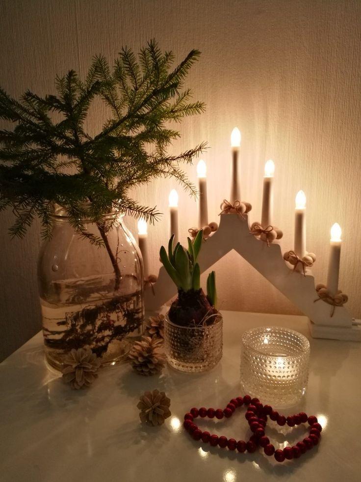 Joulutunnelmaa ❤