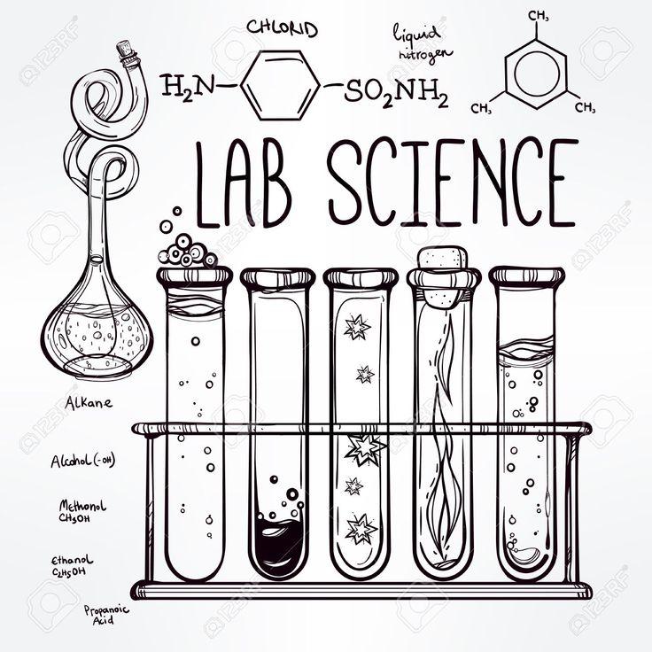 17 mejores ideas sobre quimica dibujos en pinterest