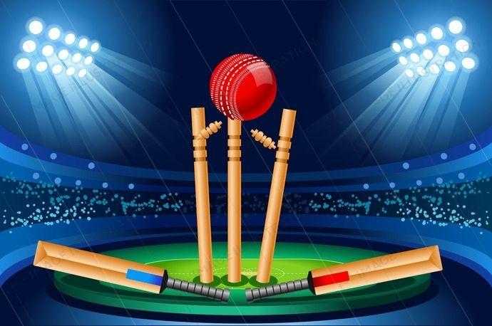 Cricket Stadium Vector Wallpaper Image Illustration Cricket Wallpapers Stadium Wallpaper Dhoni Wallpapers