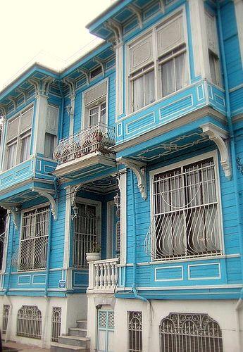 EV = huis / house