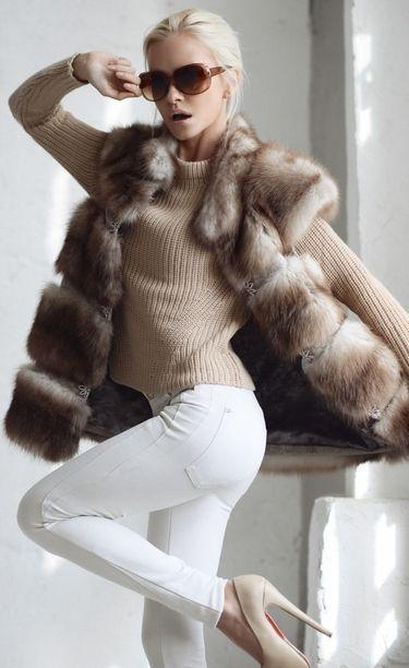 красивая утепленная женская одежда 2017