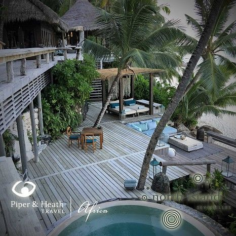 North Island is a place that unashamedly aims to provide the very best in privacy, location, accommodation, services, facilities and experience...