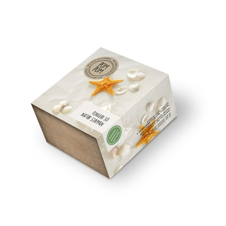 Tengeri só natúr szappan * Sea salt natural soap