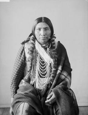 George Caperty - Yakima - 1901