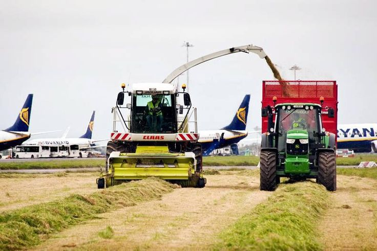 Silage 2016 gets under way at Dublin airport