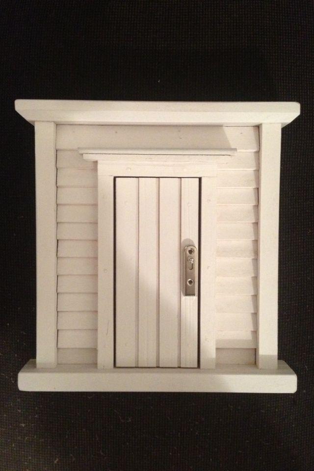 Minature Door. 30cm High