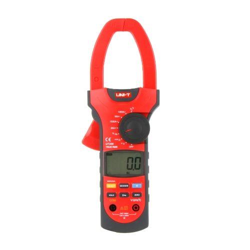 UNI-T UT208 True RMS 6600 Count Inrush Current Digital Clamp Multimeters W/ Temperature & Frequency Test