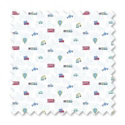 Beep Beep Charlie - perfect for a boys room or nursery