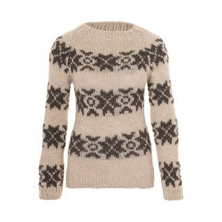 1.108 Sweater Traditional alpa. via The Cools