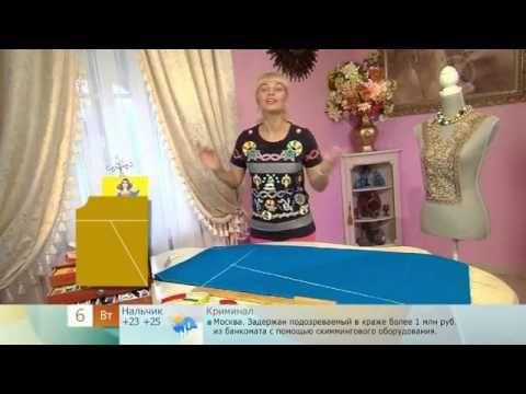 ▶ пляжная туника - YouTube