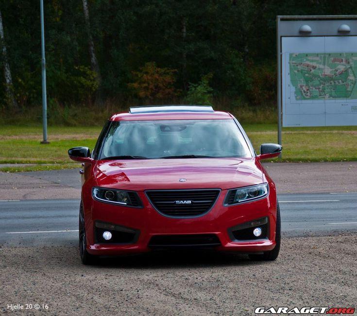 Garaget | Saab 9-5 Aero biopower XWD (2011)