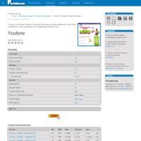 ProviderLijst - Youfone Mobiele Telefoon Provider informatie ( Postpaid (abonnementen) voor Consumenten en Bedrijven )