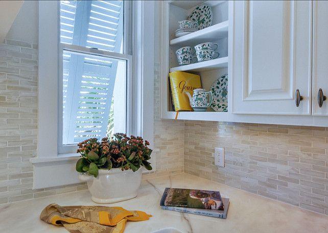 24 Best Images About Backsplash On Pinterest Black Granite Kitchen Backsplash And Tiles For