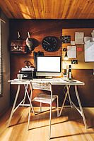 Classic to Eclectic: Office Scale: 5
