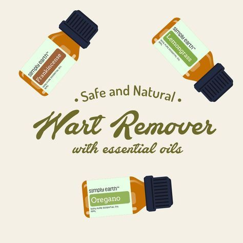 "Getting warts is not only a hassle, but there are hardly any natural options to remove them. Most current removal options are painful and full of dangerous chemicals. Have you ever had to burn or freeze off a wart? Or do a ""chemical peel"" for one? They ar"