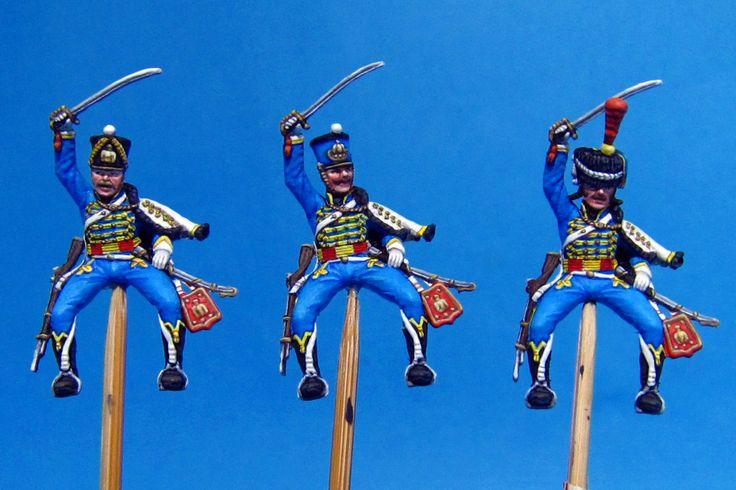 28mm Napoleonic wargaming figures