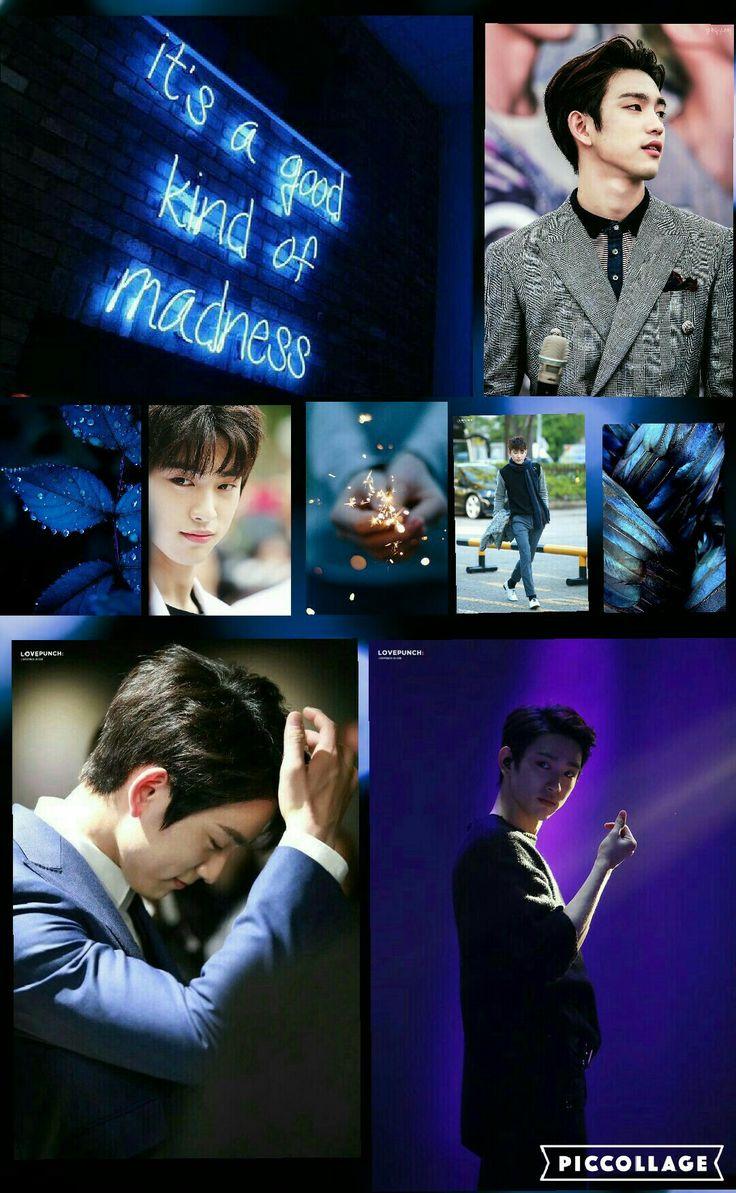 #Jinyoung #junior #got7 #moodboard