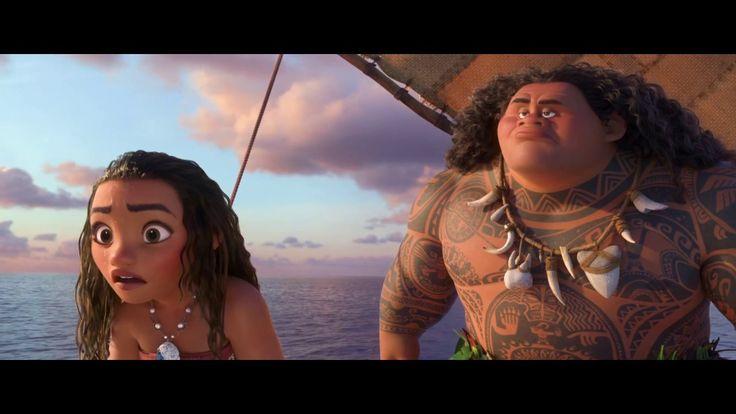 Vaiana | Havet gir ikke opp - Disney Norge