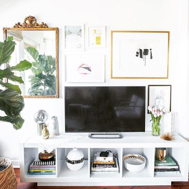 Stunning Tv Decorating Ideas Pictures - Decorating Interior Design ...