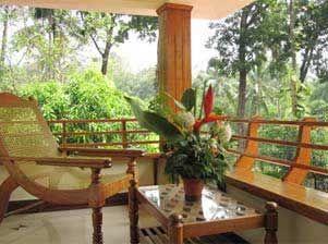 Dewalokam Farmstay Retreat, Kerala. Our peaceful homestay provides first class accommodation and exceptional quality food http://www.organicholidays.com/at/2930.htm