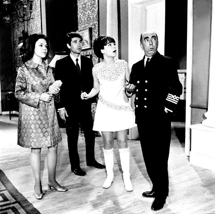 'Ένας Ιππότης Για Τη Βασούλα' (1968)