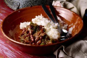 Red beans and rice - Smneedham/Photolibrary/Getty Images