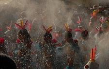 Carnaval De Blancos y Negros Pasto - Narino , Colombia