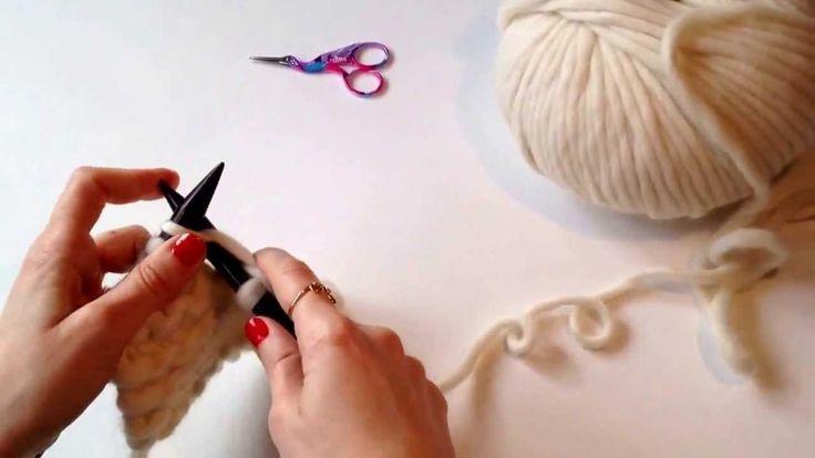 Cómo cerrar puntos #TheWoolCollection #DIY #cerrarpuntos #knitting