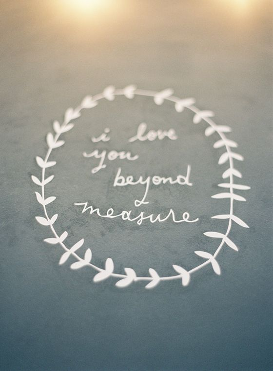 16 Best Images About Loved Beyond Measure On Pinterest: 17 Best Images About Wedding