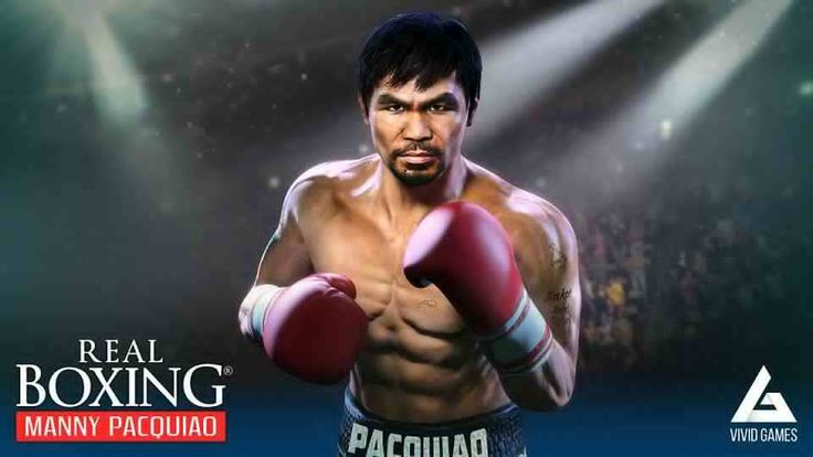 DOWNLOAD REAL BOXING MANNY PACQUIAO MOD APK + OBB DATA [ UNLIMITED MONEY].
