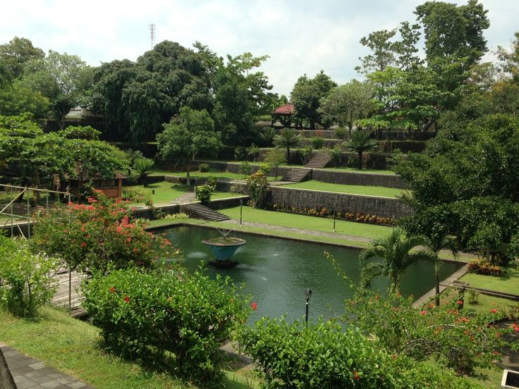 Taman Narmada di Lombok, Nusa Tenggara Barat