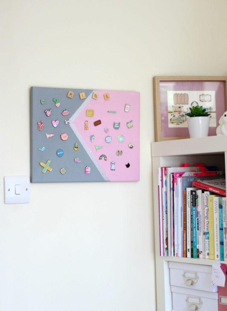 Colour-Block-Pinboard-Enamel-Pin-Display