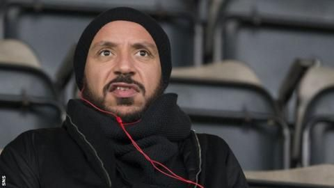 St Johnstone: Julien Faubert ends trial after rival offers