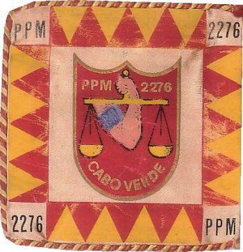 Pelotão de Polícia militar 2276 Cabo Verde
