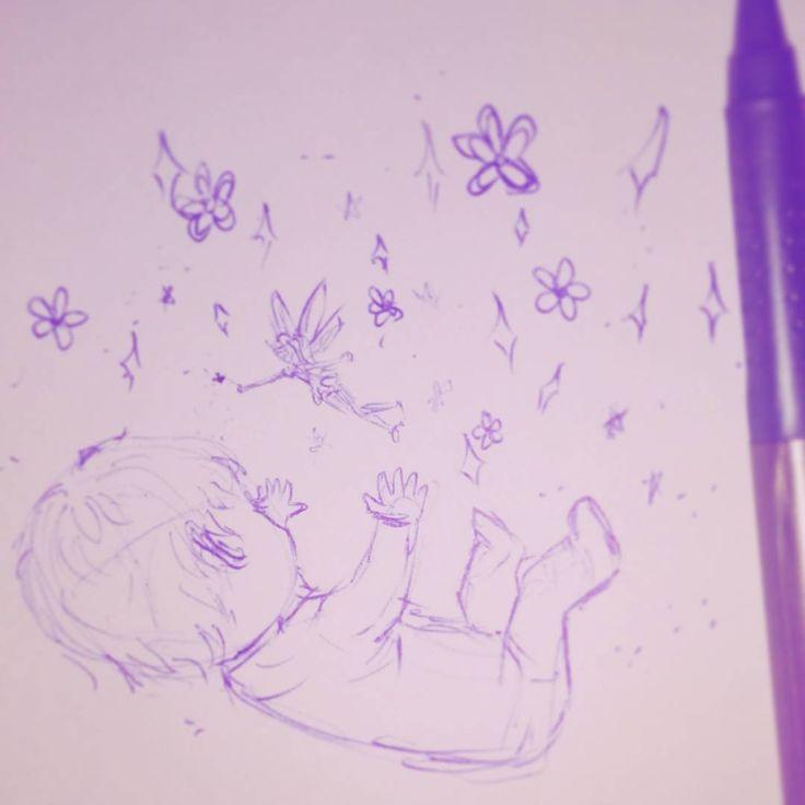 #Baby #Dream  Eine kleine #Skizze passend zu der Nacht  #cute #cutiepix #cutiepixdesign #anime #manga #kind #traum #träumen #schlafen #sleep #sketch #drawing #draw #animedraw #mangadraw #fee #аниме #манга #ребенок #бэби #ресунок #фея #сон #спать #рисунки #рисунок